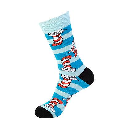 Funny Socks By Piña - Seuss' Hat