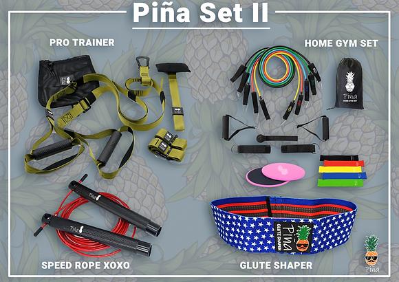 Piña Fit Set II