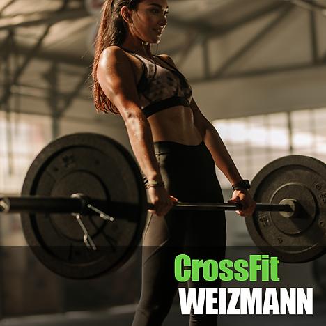 קרוספיט ויצמן Weizmann Crossfit