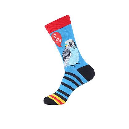 Funny Socks By Piña - Birdy Bird