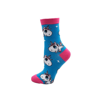 Funny Socks By Piña - Unicorn Eyes
