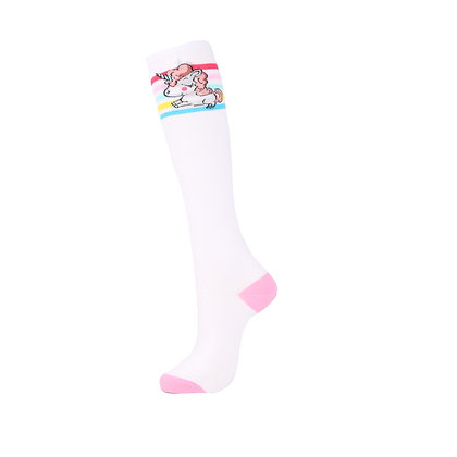 Funny Socks By Piña - Unicorn Bright