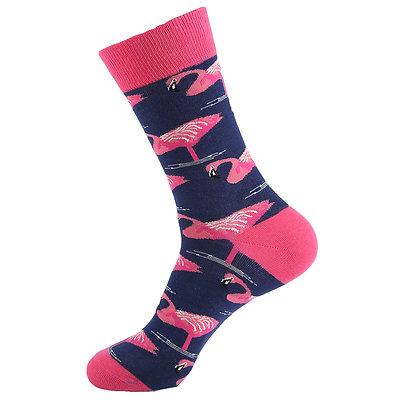 Funny Socks By Piña - Pink Flamingo