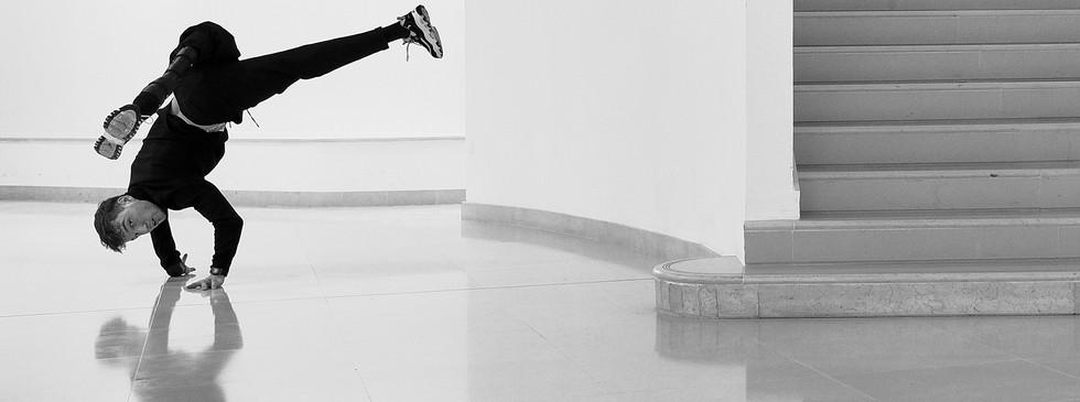 Dance Artist: Redo at Chaillot Germier
