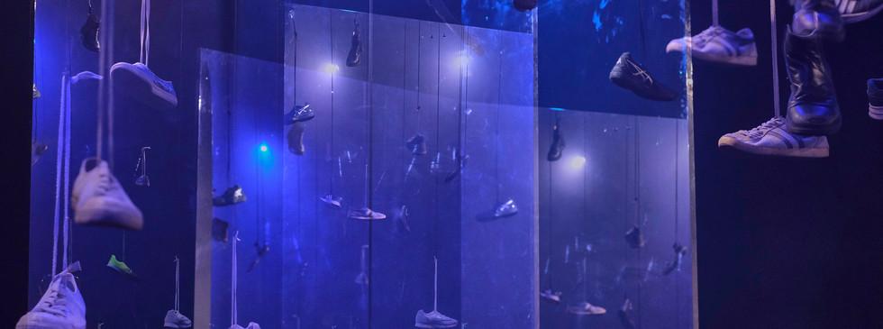Set Design research at Theatre Chaillot Paris