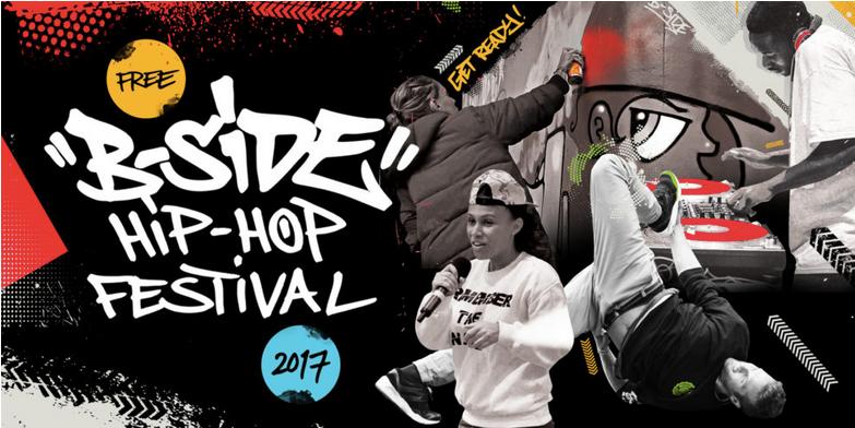 B-SIDE Birmingham Hip Hop Festival