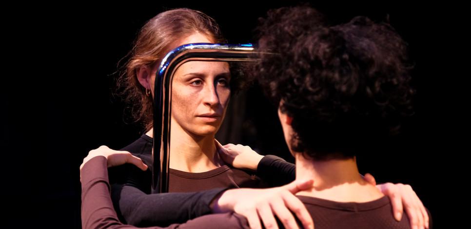 Dance Artists: Julie Magneville & Becky Namgauds