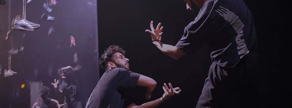 Dance Artist: Vehbi Can