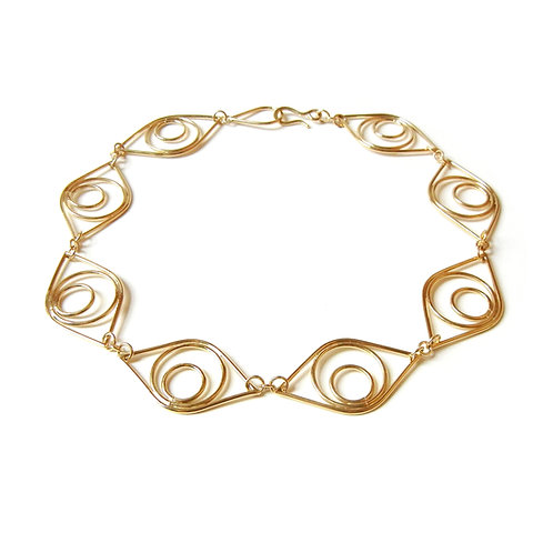 Golden Eye Collar