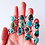 Thumbnail: Turquoise Ring - Size 6.5