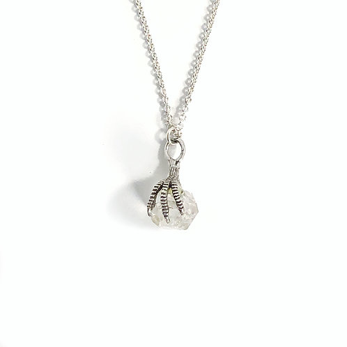 Claw & Gem Necklace