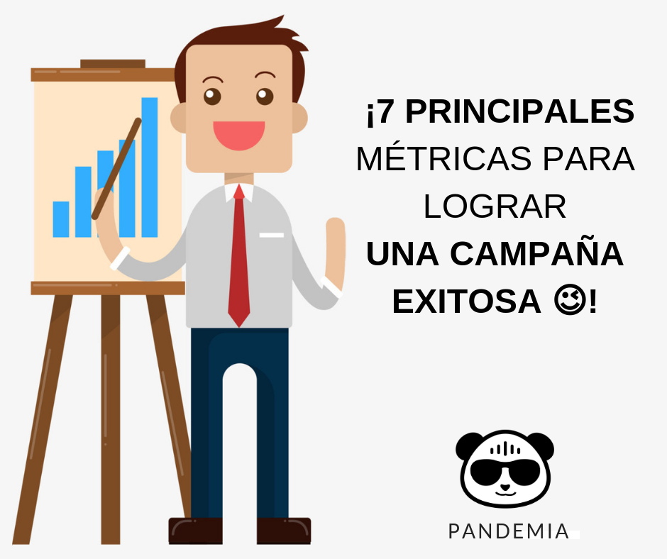 Métricas, medir campañas en marketing digital, métricas para empresas