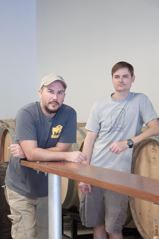 Daniel Naumko and Matt Manthe.