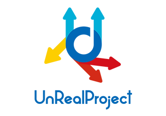 UnRealProjectのロゴ