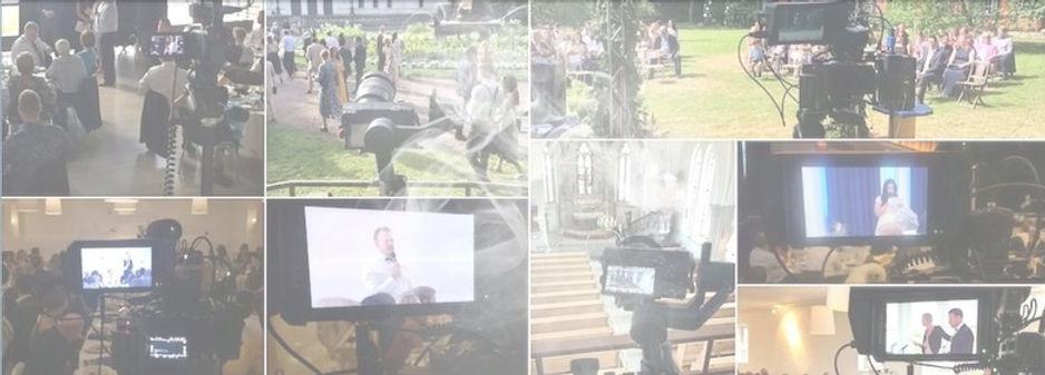Filmning bröllop Malmö Lund Skåne Bro