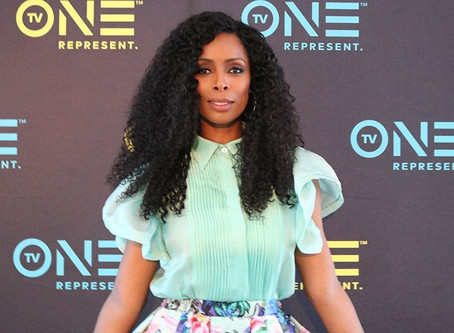 Tasha Smith Opens Up About Past Addiction You Won't Believe