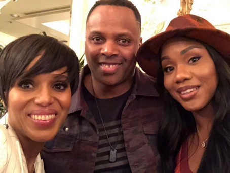 Pastor Toure & Sarah Jakes Roberts Land NEW ABC SITCOM with Kerry Washington