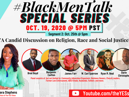 Special Series: #BlackMenTalk