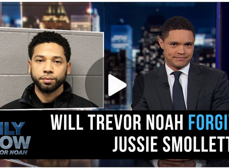 Charges Dropped! | Will Trevor Noah Forgive Jussie Smollett?
