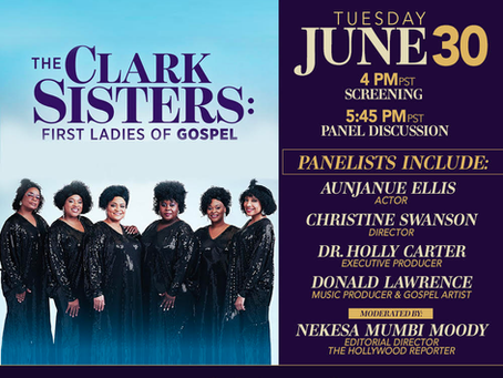 BPRS-LA Special Event AAFCA & LIFETIME SCREENING: THE CLARK SISTERS