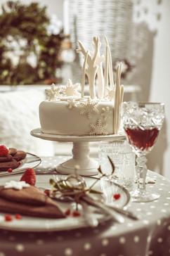 dekorater torta