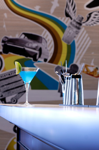 bar central koktel