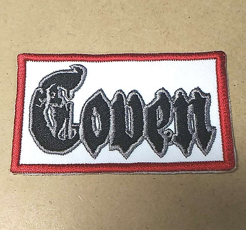 Logo Woven Patch - 50mm×85mm