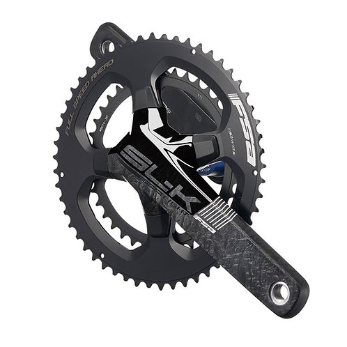 FSA Full Cranksets with power meter