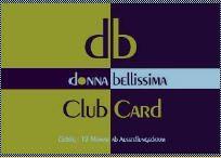 DONNA BELLISSIMA Club-Card