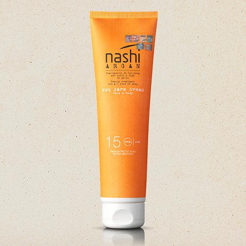 Sun Care Cream SPF15, 150 ml
