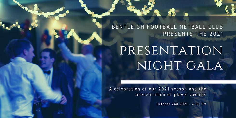 2021 Presentation Night Gala