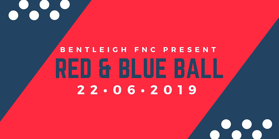Red & Blue Ball