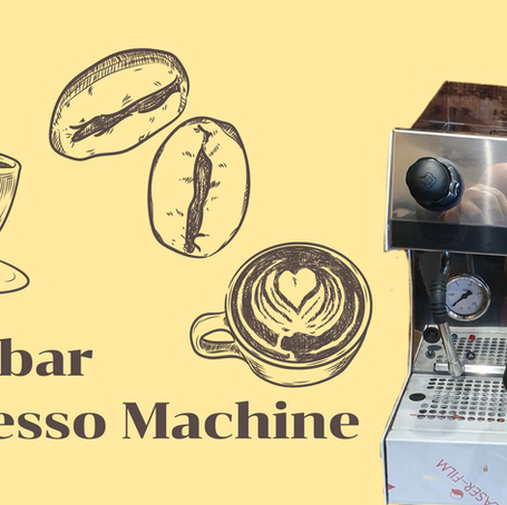 SOLD - Expobar Espresso Machine