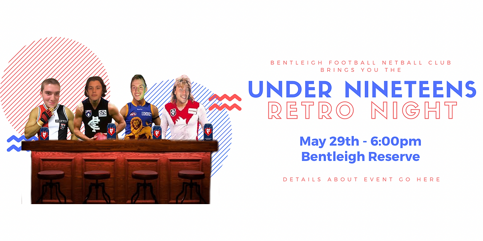 Under Nineteens Retro Night