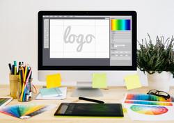 Logotipo e manuais de marca