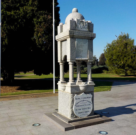 Bentleigh War Memorial