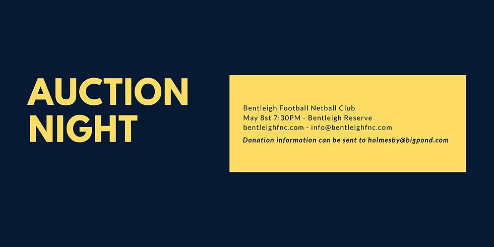 Auction Night