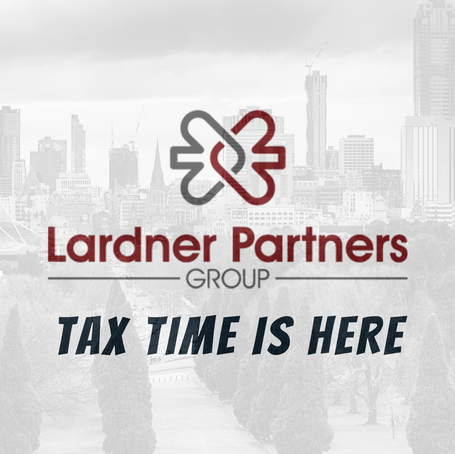 SOLD - Tax time is here