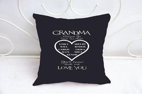 GRANDMA WE LOVE YOU