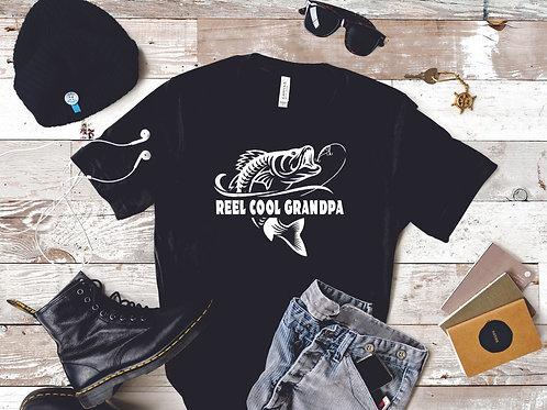 Reel Cool Dad/Papa/Grandpa,etc.
