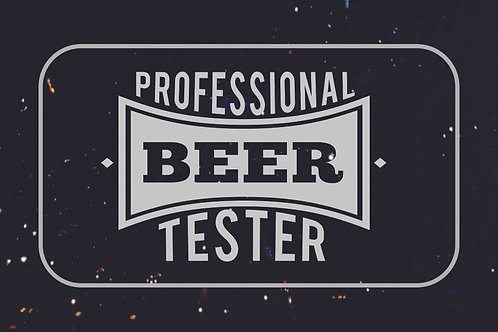 Professional Beer Tester