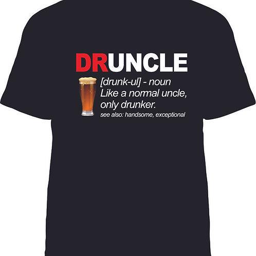 DRUNKLE