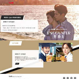 TVN Asia Website
