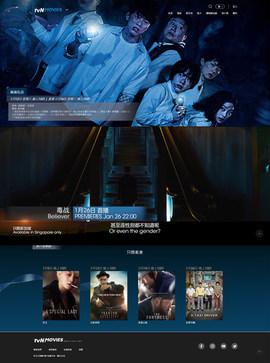 TVN Movies Website