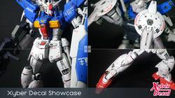 RG 1/144 Gundam GP01Fb