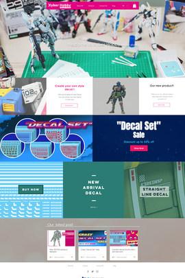 Xyber Hobby Online Store