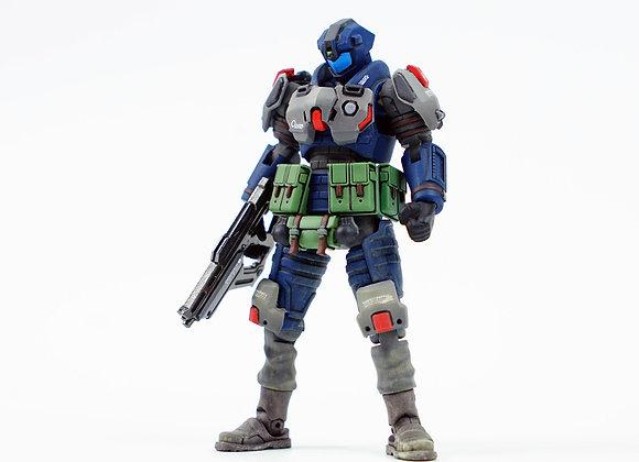 Early Governor Armor Kit for Kotobukiya Hexa Gear series