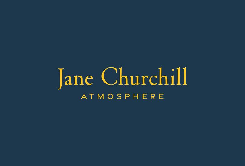 Jane Churchill rebranding design concept