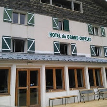 Hotel du Grand Capelet