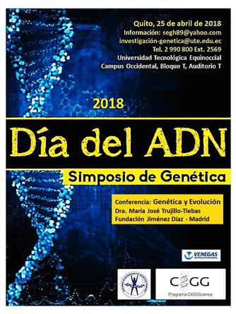 Día del ADN